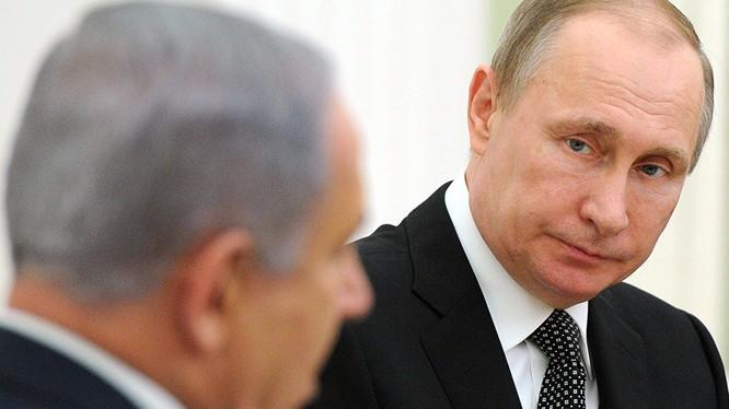 Nga bác tin chiến đấu cơ bắn máy bay Israel