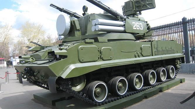 Bật mí những thiết bị quân sự sẽ tham gia diễu hành trên Quảng trường Đỏ
