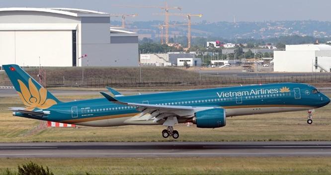 A350-900 của Vietnam Airlines - Ảnh: Airbus