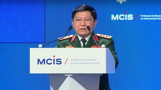Báo Nga: Việt Nam quan tâm các vấn đề an ninh khu vực (video)