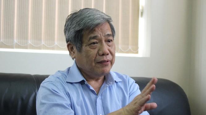 GS TSKH Vũ Minh Giang