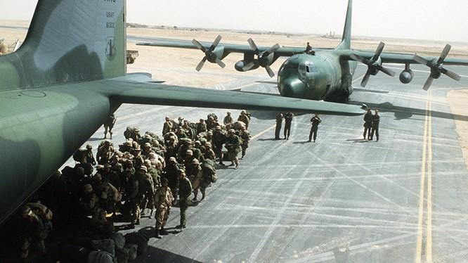 Syria: Sự hiện diện của lính Mỹ là vi phạm chủ quyền