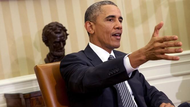 Ông Obama và quẻ bói đùa về người kế nhiệm