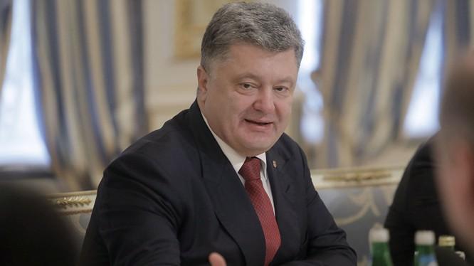 Poroshenko: Ukraina đã sống lại