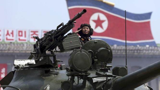 Triều Tiên củng cố lực lượng hạt nhân đáp trả tập trận Mỹ - Hàn