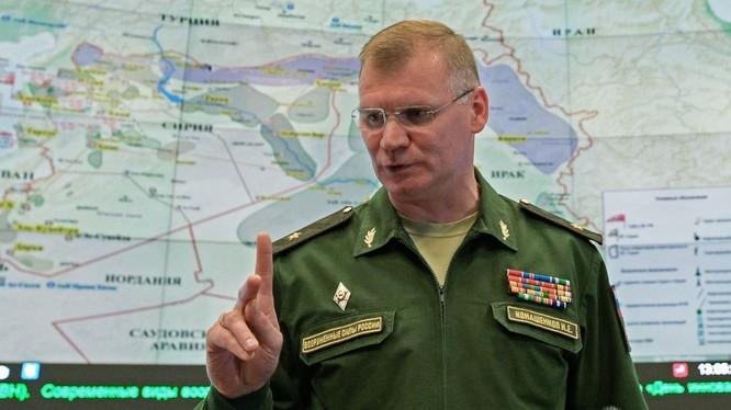 Nga đáp trả Mỹ vụ Su-27 trên biển Baltic
