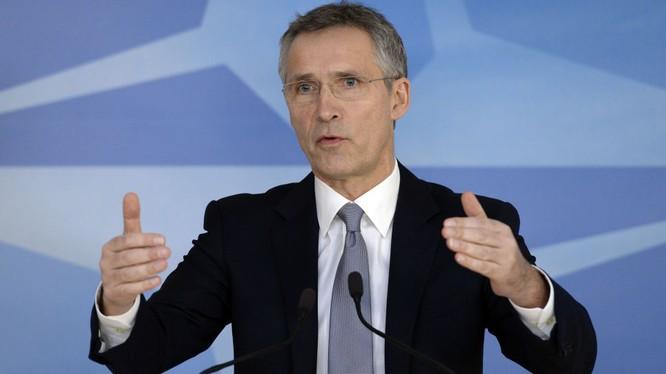 Tổng Thư ký NATO: Không chạy đua vũ trang với Nga