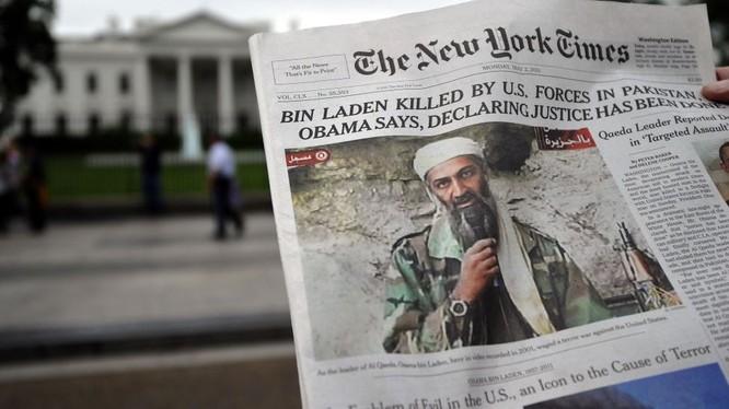 CIA công bố quá trình tiêu diệt Osama bin Laden