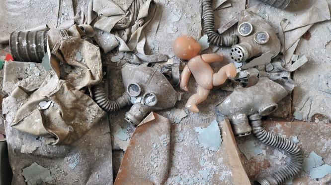 Ukraina gây nguy cơ tái diễn thảm họa Chernobyl vì Mỹ?