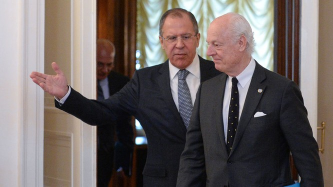 Nga và Mỹ lập trung tâm khẩn cấp kiểm soát chế độ ngừng bắn ở Syria