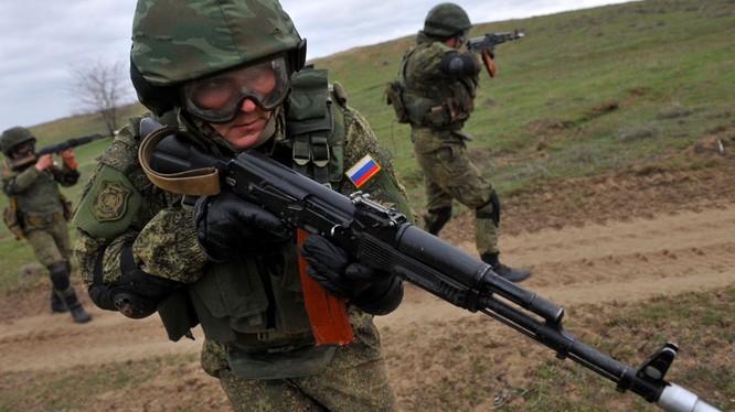 NATO: Quân đội Nga phát triển hiện đại