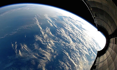 Video: Camera GoPro sẽ theo tên lửa phóng vào vũ trụ