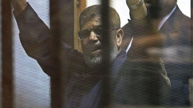 6 người ở Ai Cập bị kết án tử hình vì tội gián điệp