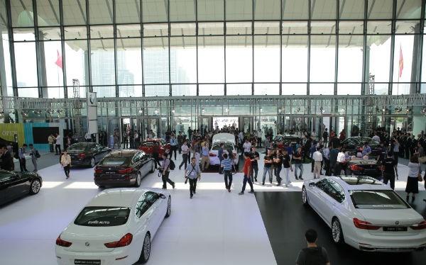 Triển lãm BMW World Vietnam 2016