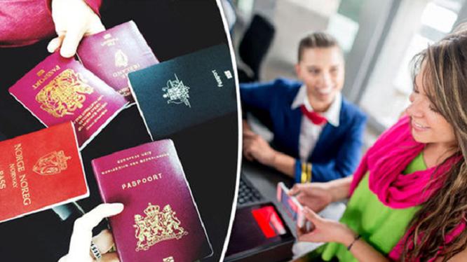 Smartphone sẽ thay thế hộ chiếu, giấy tờ tuỳ thân