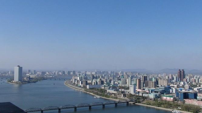 Cuộc sống ở Triều Tiên những ngày Đại hội đảng