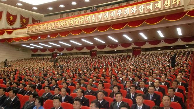 Đại hội Đảng Lao động Triều Tiên lần thứ 7