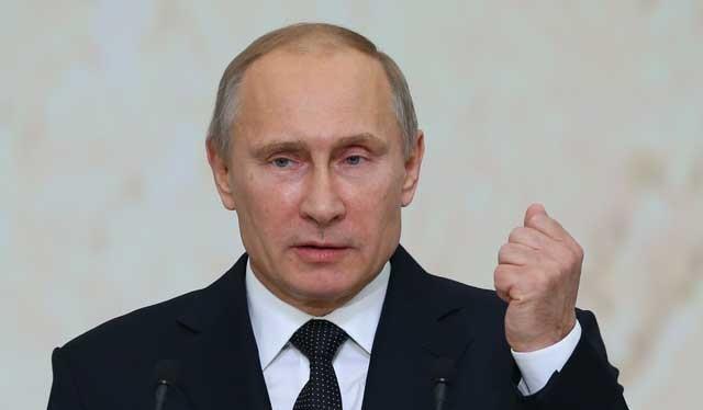 Putin: Dù thế nào, chiến dịch ở Syria vẫn hiệu quả