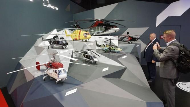 Nga sắp ra mắt máy bay trực thăng với tốc độ kỷ lục 400 km/h
