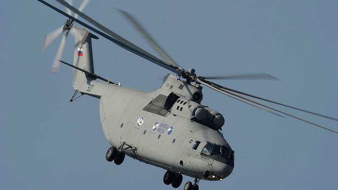 Mi-26T2 có phiên bản mới