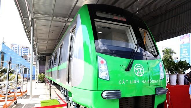 Sẵn sàng phân bổ tần số hệ thống điều khiển đường sắt Hà Nội