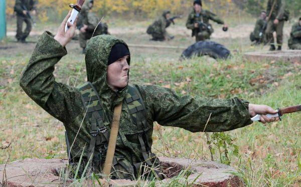 Video: Nín thở xem đặc nhiệm Spetsnaz của Nga khổ luyện