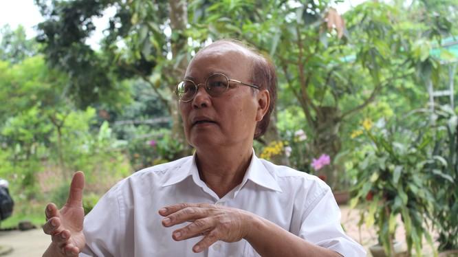 Cựu Đại sứ Việt Nam tại Hoa Kỳ Lê Văn Bàng