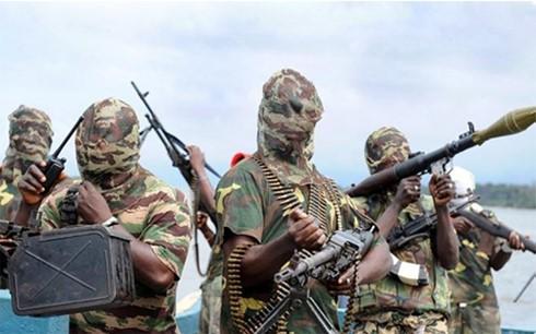 Phiến quân Boko Haram. (Ảnh: ibtimes.co.uk)