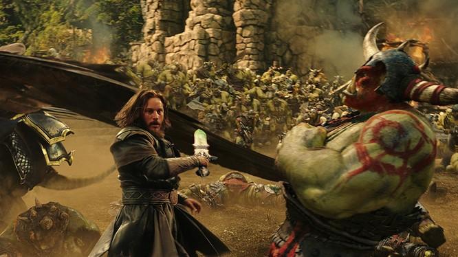 Video: Tiết lộ cảnh chiến đấu mãn nhãn giữa Orc và Human trong Warcraft