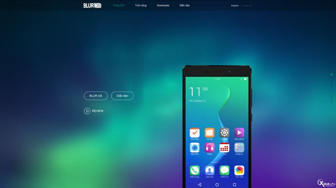 Sắp ra mắt hệ điều hành Android của người Việt