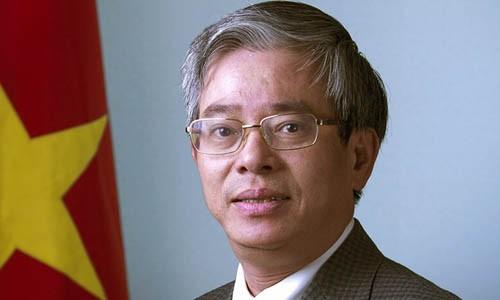 Đại sứ Việt Nam tại Mỹ Phạm Quang Vinh. Ảnh: Đại sứ quán Việt Nam tại Mỹ