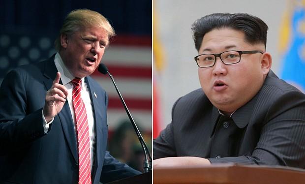 Liệu tỷ phú Trump có thuyết phục được Triều Tiên ngừng thử tên lửa hạt nhân?