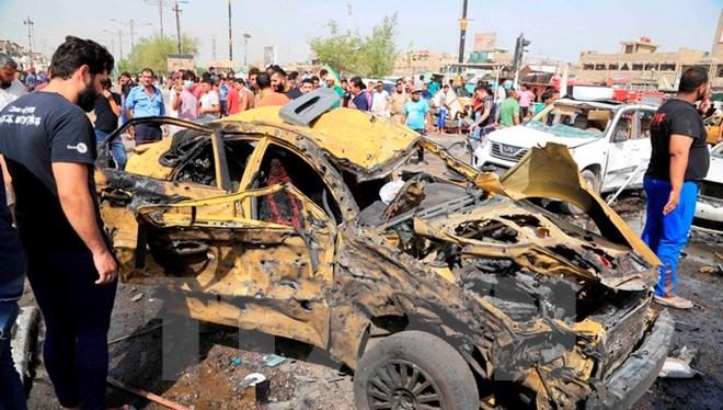 Hơn 200 người thương vong trong 3 vụ tấn công kinh hoàng của IS ở Iraq