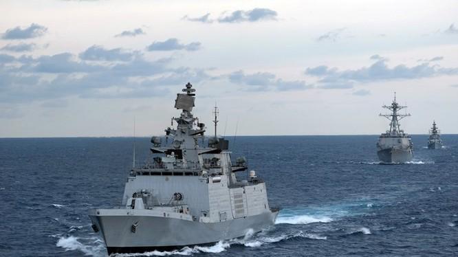 Nga và ASEAN ủng hộ việc thông qua Quy tắc ứng xử ở Biển Đông