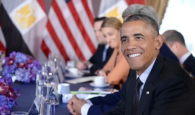 Mâm tiệc chiêu đãi Tổng thống Obama có gì?