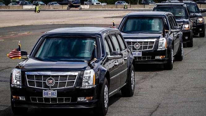 Video: Điểm danh phương tiện di chuyển của Tổng thống Obama