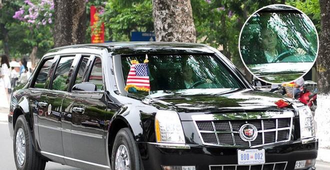 """Lái chiếc xe """"quái thú"""" cho Tổng thống Obama là một cô gái 26 tuổi"""