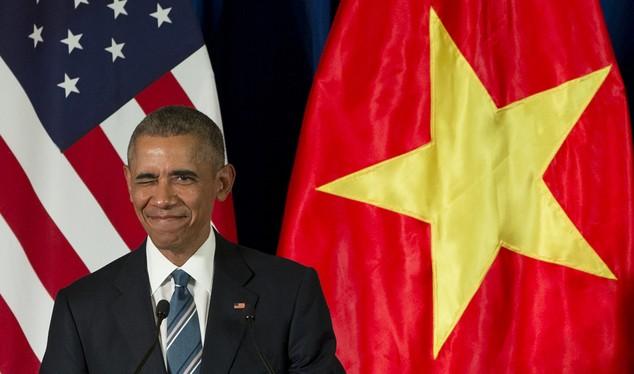 Lịch trình ngày làm việc cuối cùng của Tổng thống Obama ở Việt Nam