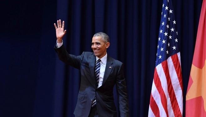 """8 câu nói """"để đời"""" trong bài phát biểu của Tổng thống Obama"""