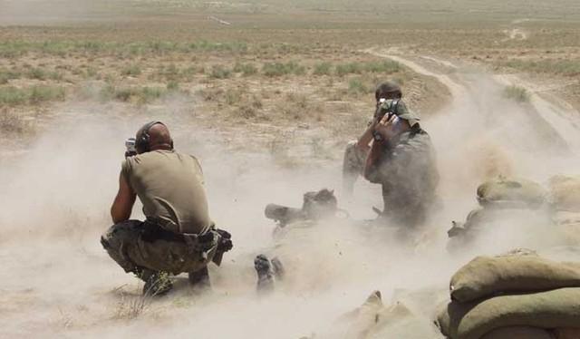 GROM tại Afghanistan