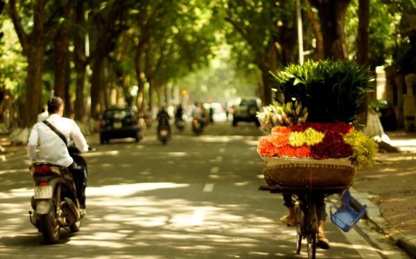 Hà Nội ngày mai nắng đẹp.