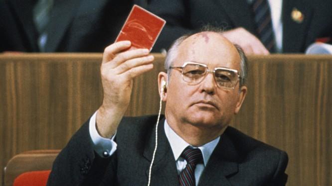 Ukraina từ chối để Gorbachev nhập cảnh