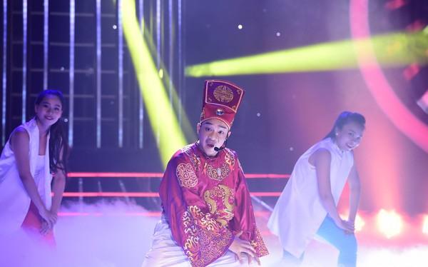 """Đỗ Duy Nam đã thành công khi hoá thân vào nhân vật """"Táo Quân"""" theo hình mẫu Quang Thắng"""