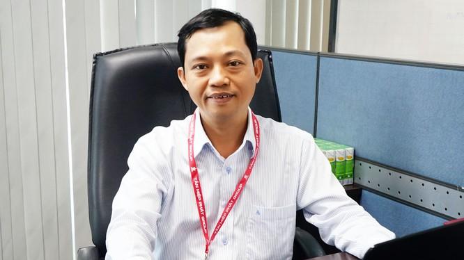 Ông Lê Hồng Hà.