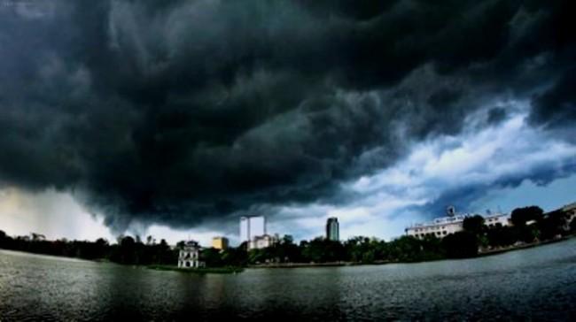 Dự báo thời tiết: Miền Bắc tiếp tục mưa dông