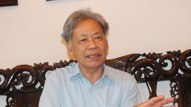 """Ông Thang Văn Phúc: """"Nhà nước đang làm thay dân, thay doanh nghiệp, thay cả thị trường""""."""