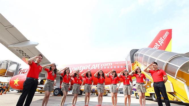 Vietjet Air là hãng giá rẻ nổi tiếng ở Việt Nam và ngày càng phát triển dù gây nhiều tranh cãi