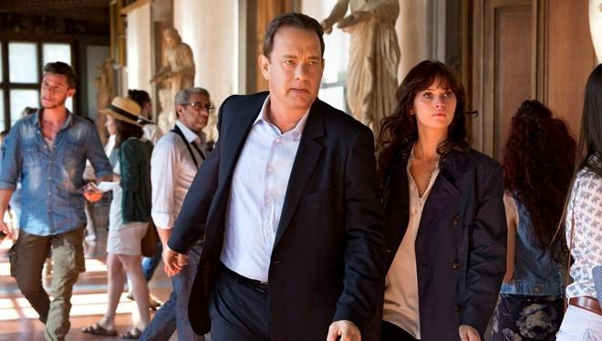 Inferno - Hỏa ngục dự kiến khởi chiếu tại Việt Nam từ 28/10.