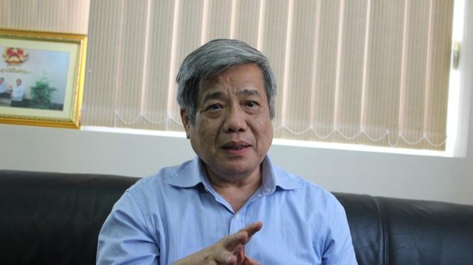GS TSKH Vũ Minh Giang.