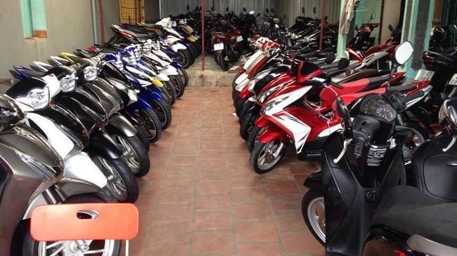 Giật mình Honda SH được rao bán 20 triệu Đồng